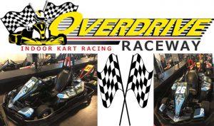 Custom Landscaping for Overdrive Raceway by J.S. Enterprises
