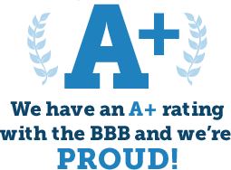 BBB A+ Rated Landscaping Company in Castle Rock Colorado