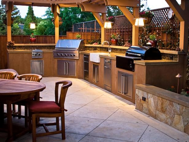 Outdoor Kitchen Design - Denver, CO