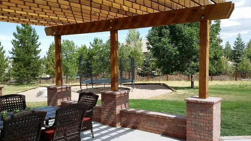 Custom Patio and Landscape Design - Denver, CO