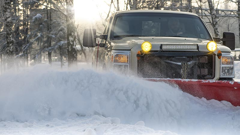 Snow Removal Services - Denver, CO