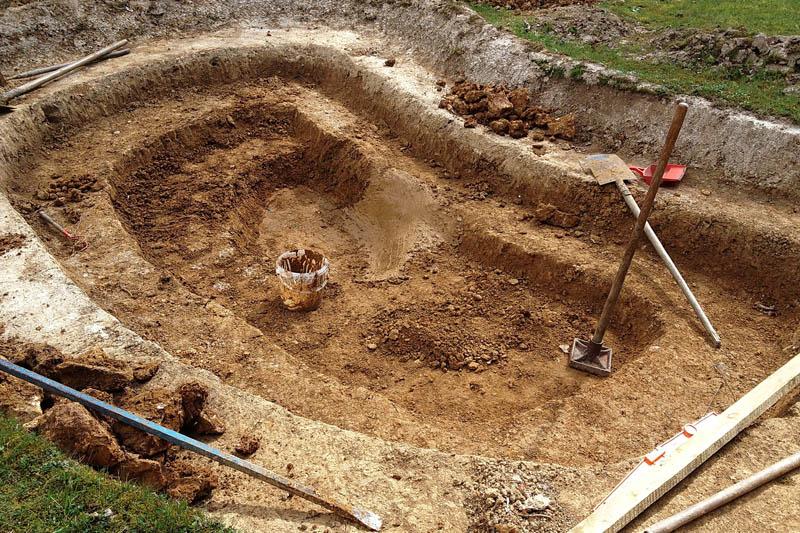Colorado Pond Excavation